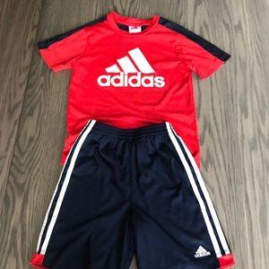 Adidas Boys Set